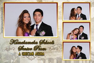 Creative Image Photo Booth-Prom