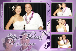 Creative Image Photo Booth Wedding