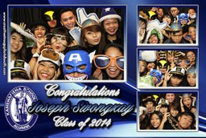 Creative Image Photo Booth-Graduation